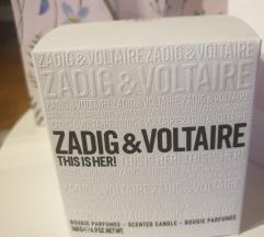 Zadig&Voltaire mirisna svijeca