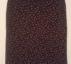 Amisu cvjetna suknja M