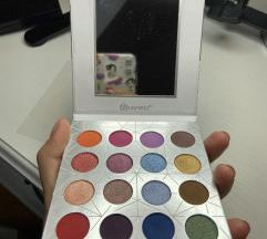 BH Cosmetics Illusion paleta sjenila