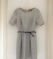 Crno bijela haljina - Reserved