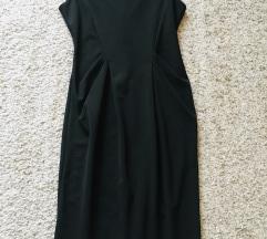 Rinascimento mala midi crna haljina vel S-M