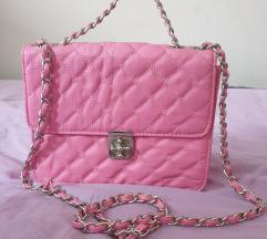 Ružičsta torbica