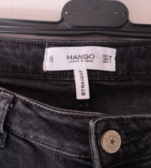 MANGO 3/4 sive traperice 38