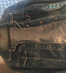 Kratka jeans jakna