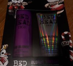 Tony&Guy Bed Head šampon + regenerator