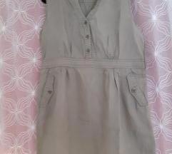OVS smeđa haljina 48