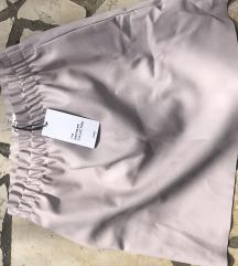 Zara kožna suknja nova