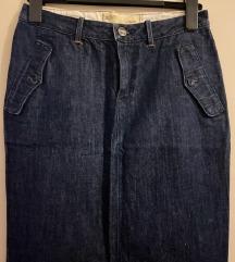 Wrangler traper suknja