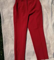 Crvene svečane hlače