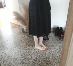 zimska suknja vuna m vel