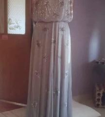 Mango kristalna haljina