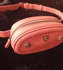 Nova baby pink torbica za oko struka