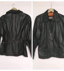 FASHION Bikes jakna,prava koža, 42/44, uklj.Tisak