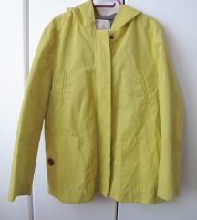 ZARA girls žuta jaknica vel. 140