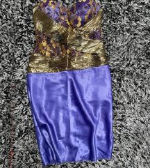 Uska mini haljina