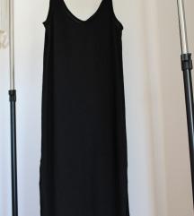 Jednostavna crna haljina / Mango