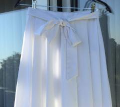 MOHITO bijela suknjica XS/34
