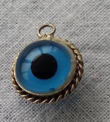 Privjesak sovino oko