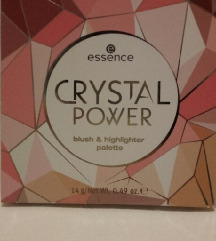 NOVO: Essence Crystal power + poklon