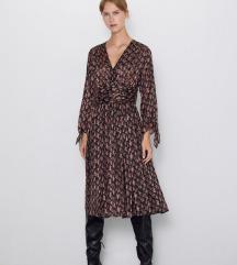 Zara haljina cvjetna NOVA