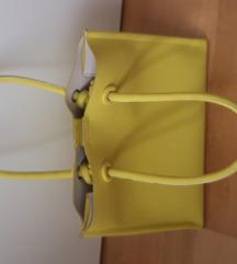 Zara shopper mini torba
