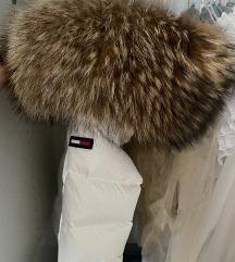 rezz Original Tommy Hilfiger jakna + pravo krzno