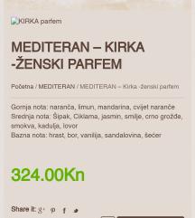 Kirka -Zenski parfem