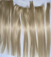 Poluprirodna kosa