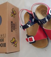 Nove sandale za dječaka br. 24