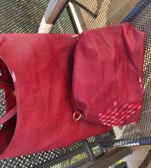 Crvena torba, 2u1
