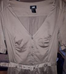 H&M haljina kratkih rukava S