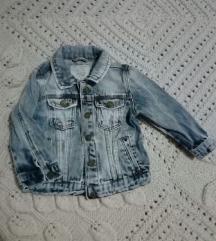 Dječija traper jakna Zara