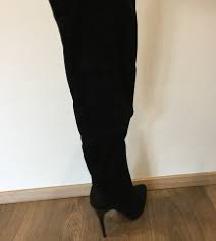 Čizme iznad koljena 40/41