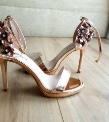 Svečane štikle-sandale