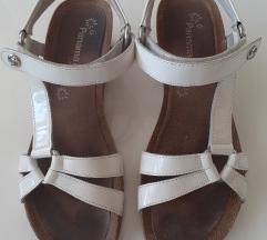 Panana Jack bijele sandale