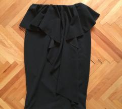 Pencil suknja s volanima