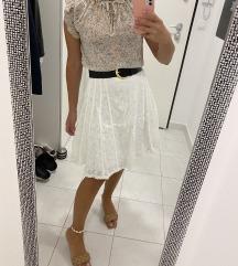 Mango bijela suknja
