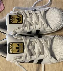 Adidas superstar 35 1/2-orginal-novo