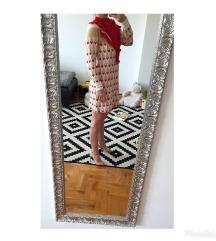 Nova pletena sjajna tunika / mini haljina