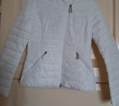 Monte Cervino bijela jesenska jakna S