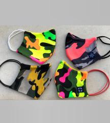Vesele zaštitne maske