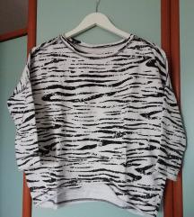 Ženska majica zebra uzorka