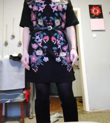 Zara  zimska haljina sa pt