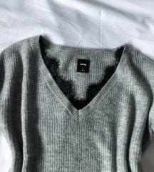 Sinsay zimski džemper