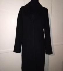 VILA crni ženski kaput S