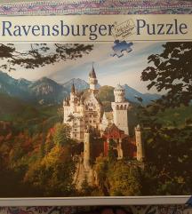 Puzzle 1500 kom, može zamjena