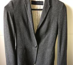 Zara sivi sako