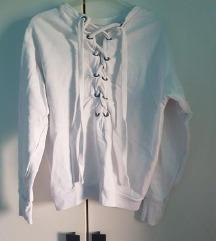 Bijela pamučna majica