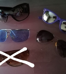 Lot sunčanih naočala