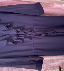 H&M tunika bluza na volane